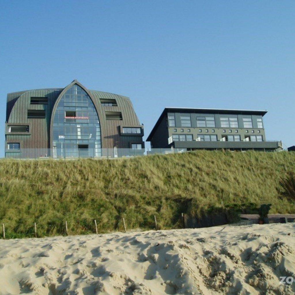 Appartementen-Hotel Bloemendaal aan Zee